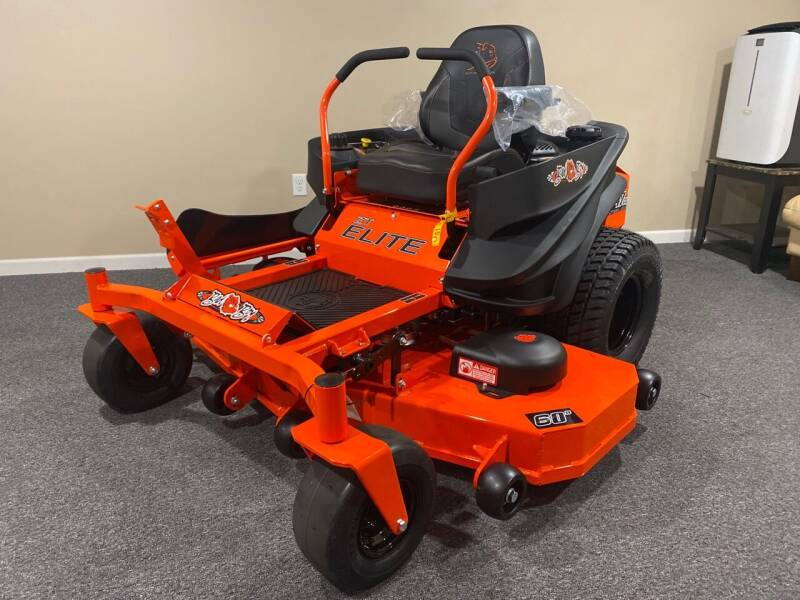2021 Bad Boy ZT Elite for sale at Columbus Powersports - Lawnmowers in Columbus OH