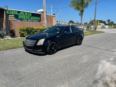 2008 Cadillac CTS for sale at Galaxy Motors Inc in Melbourne FL