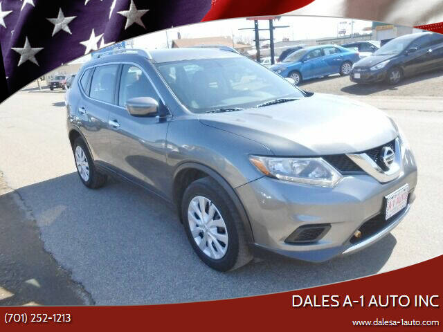 2016 Nissan Rogue for sale at Dales A-1 Auto Inc in Jamestown ND