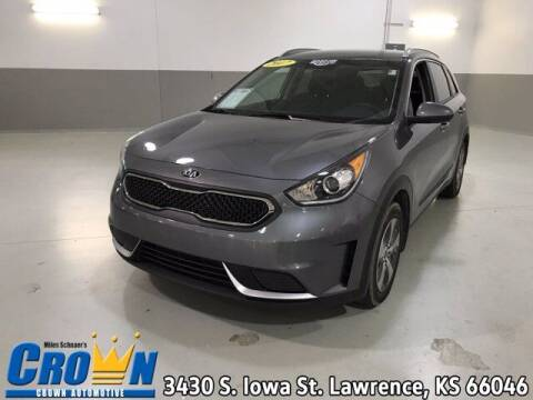 2017 Kia Niro for sale at Crown Automotive of Lawrence Kansas in Lawrence KS