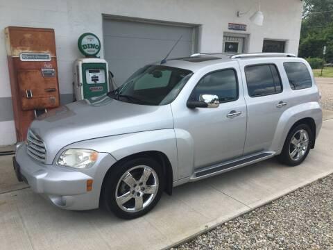 2009 Chevrolet HHR for sale at Beechwood Motors in Somerville OH