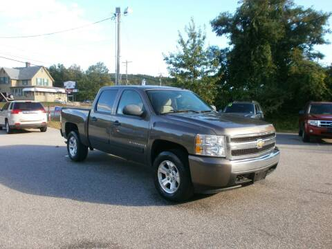 2007 Chevrolet Silverado 1500 for sale at Leavitt Brothers Auto in Hooksett NH