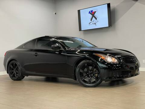 2010 Infiniti G37 Coupe for sale at TX Auto Group in Houston TX