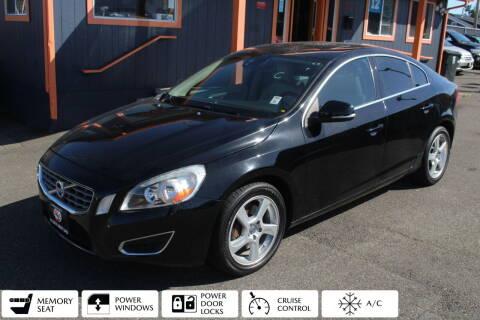 2012 Volvo S60 for sale at Sabeti Motors in Tacoma WA