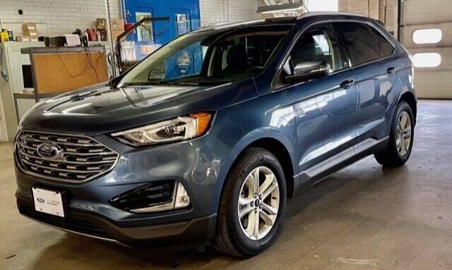 2019 Ford Edge for sale at Reinecke Motor Co in Schuyler NE