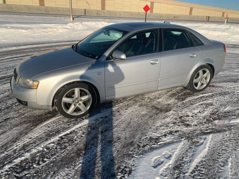 2005 Audi A4 for sale at Major Motors Automotive Group LLC in Ramsey MN