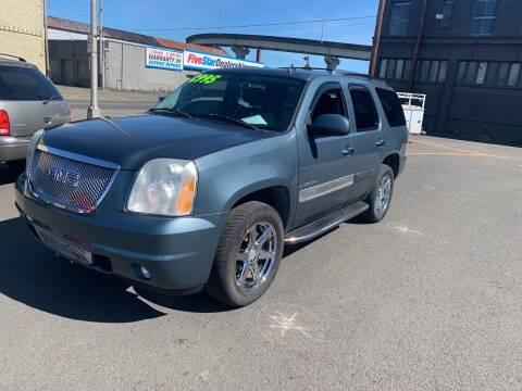 2007 GMC Yukon for sale at Aberdeen Auto Sales in Aberdeen WA