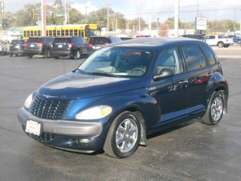 2002 Chrysler PT Cruiser for sale at Windsor Auto Sales in Loves Park IL