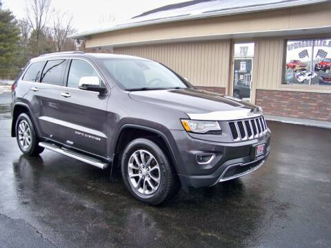 2014 Jeep Grand Cherokee for sale at RPM Auto Sales in Mogadore OH