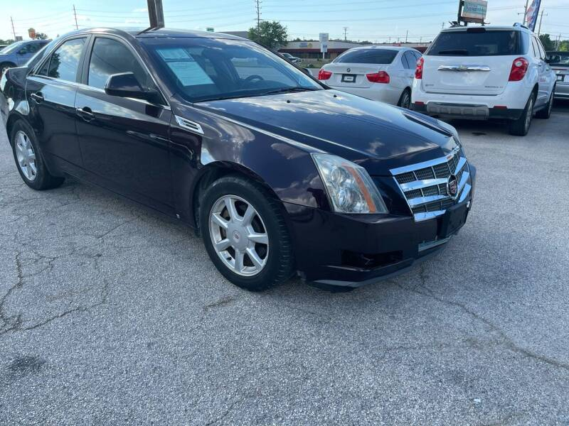 2009 Cadillac CTS for sale at STL Automotive Group in O'Fallon MO