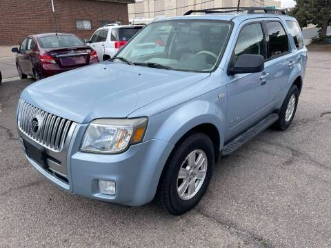 2008 Mercury Mariner for sale at STATEWIDE AUTOMOTIVE LLC in Englewood CO