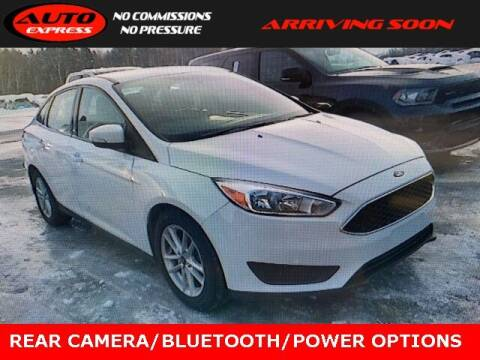 2017 Ford Focus for sale at Auto Express in Lafayette IN