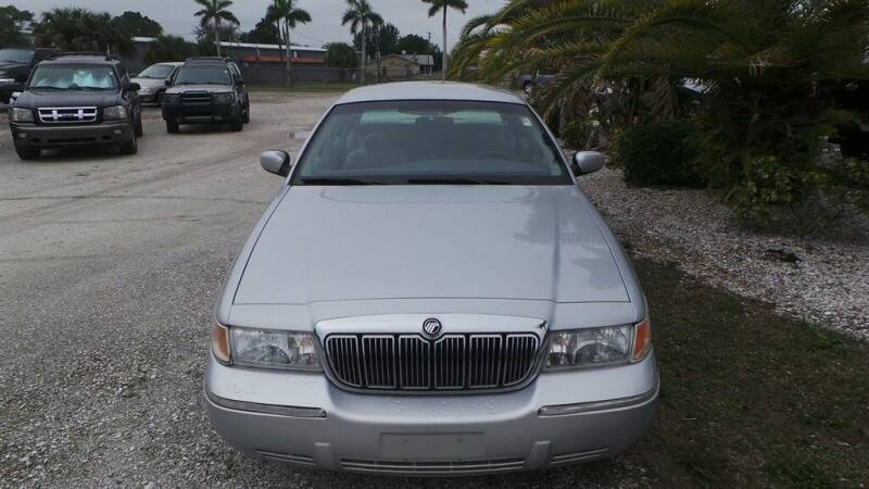 1999 Mercury Grand Marquis for sale at Southwest Florida Auto in Fort Myers FL