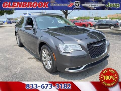 2018 Chrysler 300 for sale at Glenbrook Dodge Chrysler Jeep Ram and Fiat in Fort Wayne IN
