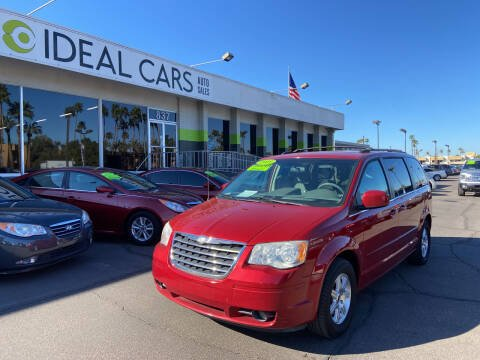 2008 Chrysler Town and Country for sale at Ideal Cars East Main in Mesa AZ