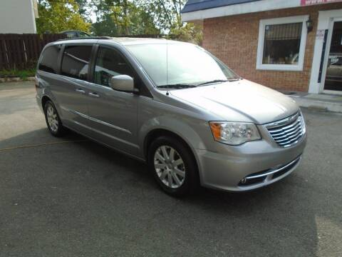 2015 Chrysler Town and Country for sale at AutoStar Norcross in Norcross GA