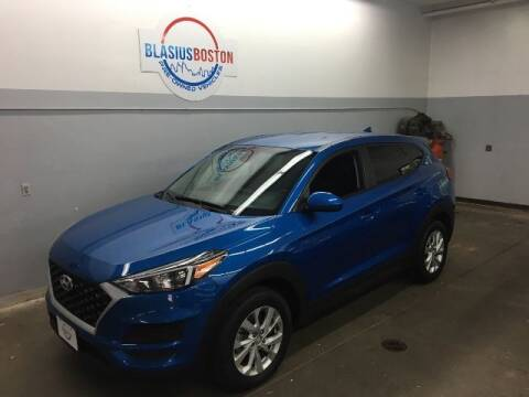 2019 Hyundai Tucson for sale at WCG Enterprises in Holliston MA