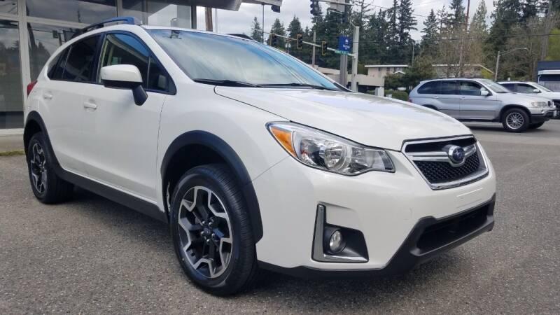 2017 Subaru Crosstrek for sale at Seattle's Auto Deals in Everett WA