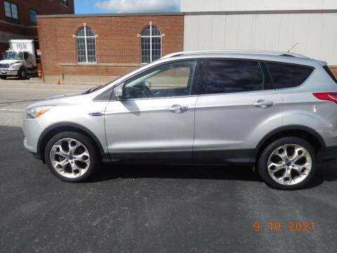 2013 Ford Escape for sale at Southbridge Street Auto Sales in Worcester MA