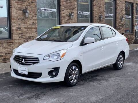 2017 Mitsubishi Mirage G4 for sale at The King of Credit in Clifton Park NY
