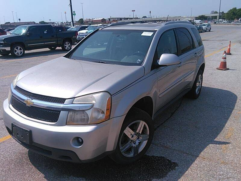 2008 Chevrolet Equinox for sale at Cars Now KC in Kansas City MO