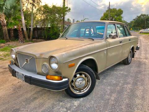 1975 Volvo 164 for sale at OVE Car Trader Corp in Tampa FL
