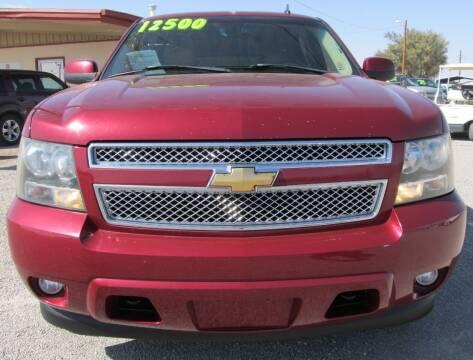 2007 Chevrolet Suburban for sale at The Auto Shop in Alamogordo NM