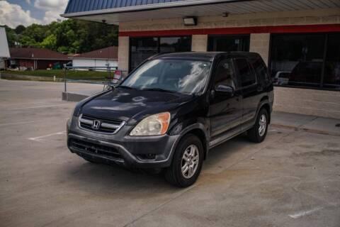 2004 Honda CR-V for sale at CarUnder10k in Dayton TN