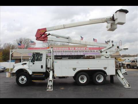 2003 International WorkStar 7400 for sale at Kents Custom Cars and Trucks in Collinsville OK