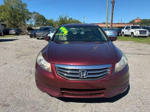 2012 Honda Accord for sale at Auto Mart in North Charleston SC