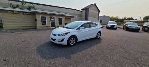 2015 Hyundai Elantra for sale at CHILI MOTORS in Mayfield KY