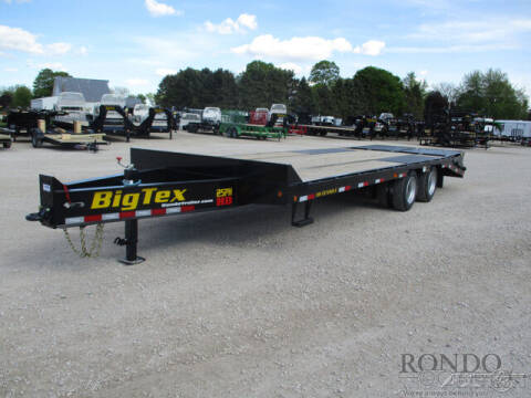 2021 Big Tex Equipment Deckover 25PH-20BK+5