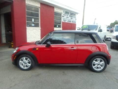 2012 MINI Cooper Hardtop for sale at Florida Suncoast Auto Brokers in Palm Harbor FL