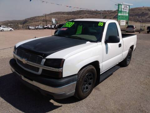 2005 Chevrolet Silverado 1500 for sale at Hilltop Motors in Globe AZ