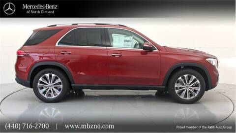 2021 Mercedes-Benz GLE for sale at Mercedes-Benz of North Olmsted in North Olmsted OH