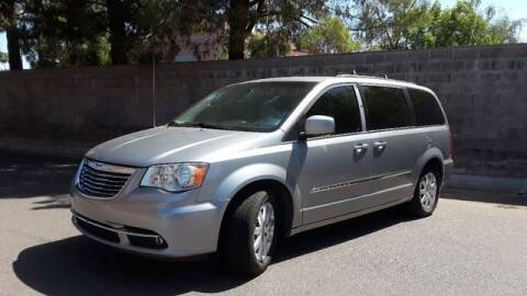 2015 Chrysler Town and Country for sale at Atwater Motor Group in Phoenix AZ