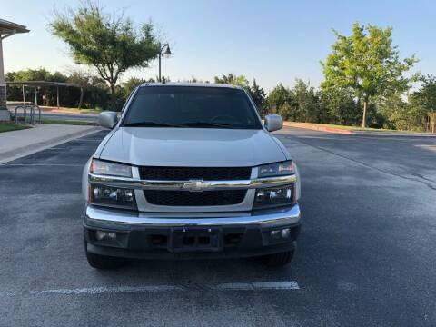 2009 Chevrolet Colorado for sale at Discount Auto in Austin TX