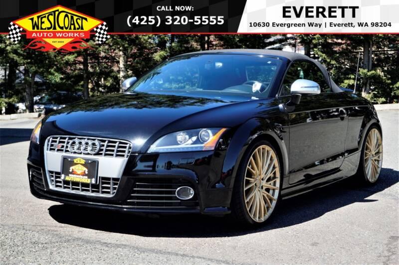 2009 Audi TTS for sale in Edmonds, WA