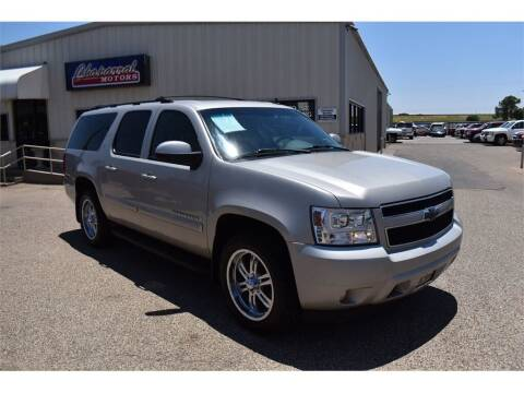 2007 Chevrolet Suburban for sale at Chaparral Motors in Lubbock TX