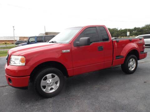2007 Ford F-150 for sale at Cars R Us in Chanute KS