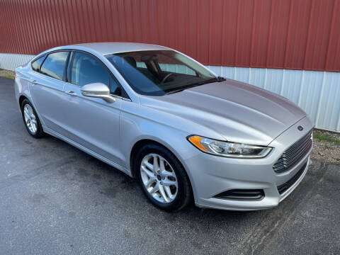 2016 Ford Fusion for sale at North East Locaters Auto Sales in Indiana PA