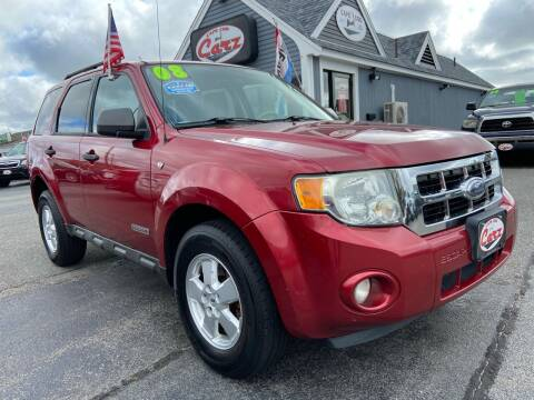 2008 Ford Escape for sale at Cape Cod Carz in Hyannis MA