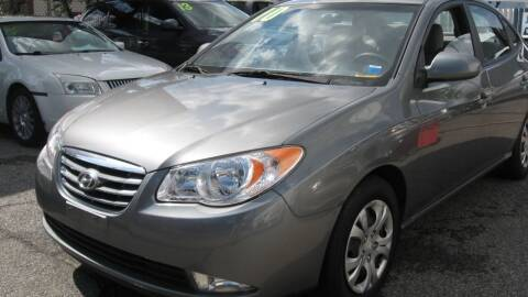 2010 Hyundai Elantra for sale at JERRY'S AUTO SALES in Staten Island NY