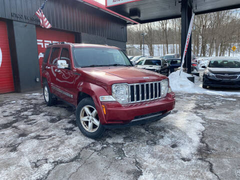 2012 Jeep Liberty for sale at Apple Auto Sales Inc in Camillus NY