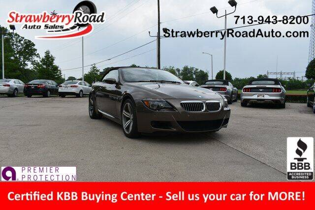 2007 BMW M6 for sale in Pasadena, TX