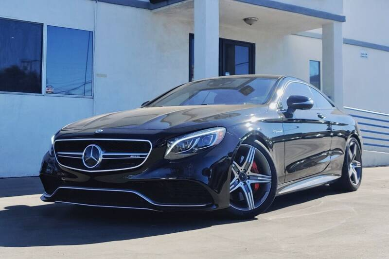 2015 Mercedes-Benz S-Class for sale at Fastrack Auto Inc in Rosemead CA