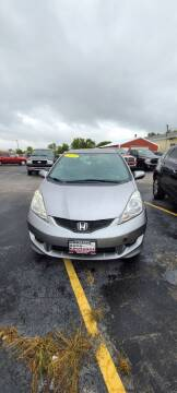 2010 Honda Fit for sale at Chicago Auto Exchange in South Chicago Heights IL