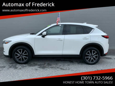 2017 Mazda CX-5 for sale at Automax of Frederick in Frederick MD