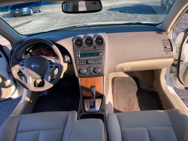 2009 Nissan Altima 2.5 SL 4dr Sedan - Merrillville IN
