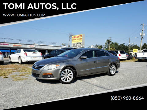 2010 Volkswagen CC for sale at TOMI AUTOS, LLC in Panama City FL